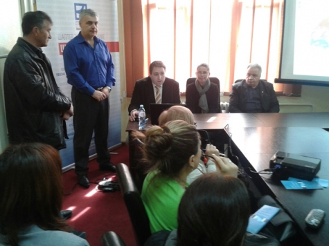 """Year of Enterpreneurship"" promotion held in Obrenovac"